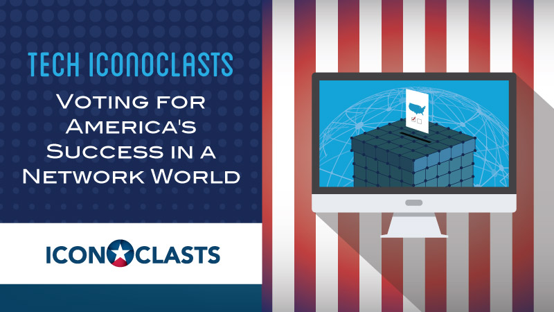 Tech Iconoclasts Network World