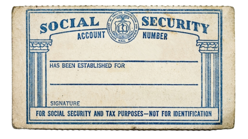 Agencies Fall Short on Social Security Number Protection Plans ...