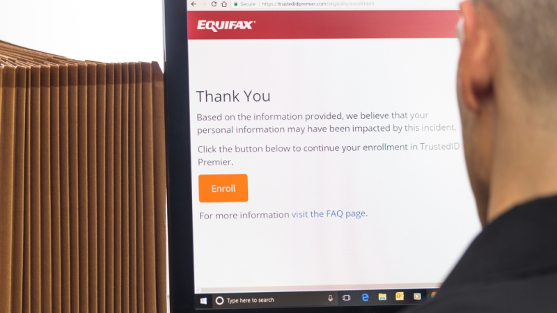 Class-action lawsuits filed against Equifax following massive data breach