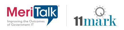 MeriTalk Logo Lockup