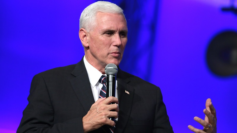 Pence vows to defend USA  elections against foreign meddling