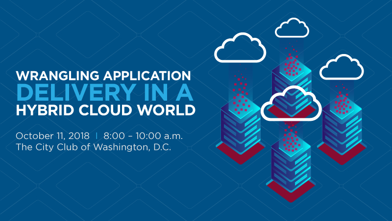 Wrangling Application Delivery in a Hybrid Cloud World