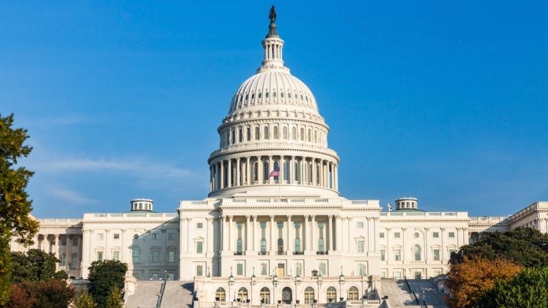 Congress Capitol Senate House