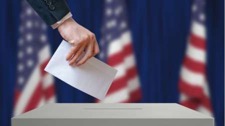 Election security, voting, midterms 2018