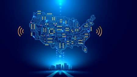 Cyber America Connected Internet of things