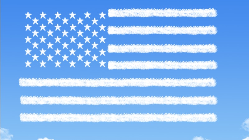 Federal Cloud Flag