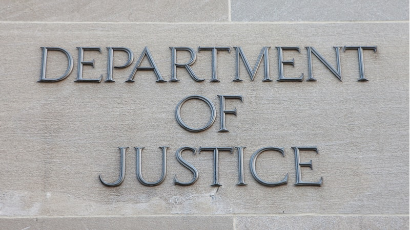 DOJ Department of Justice