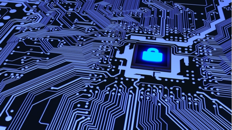 cybersecurity chip AI