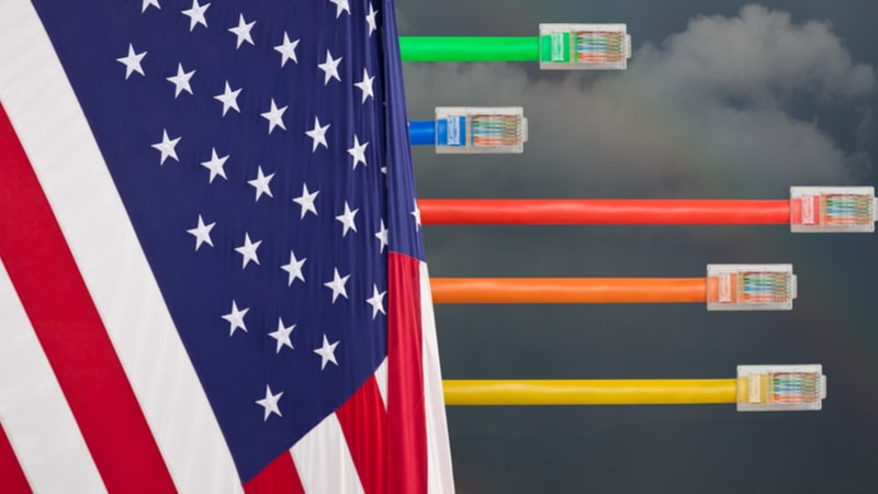 Federal Cloud Flag technology