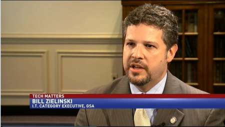 Bill Zielinski GSA IT Category Acquisitions FAS assistant commissioner