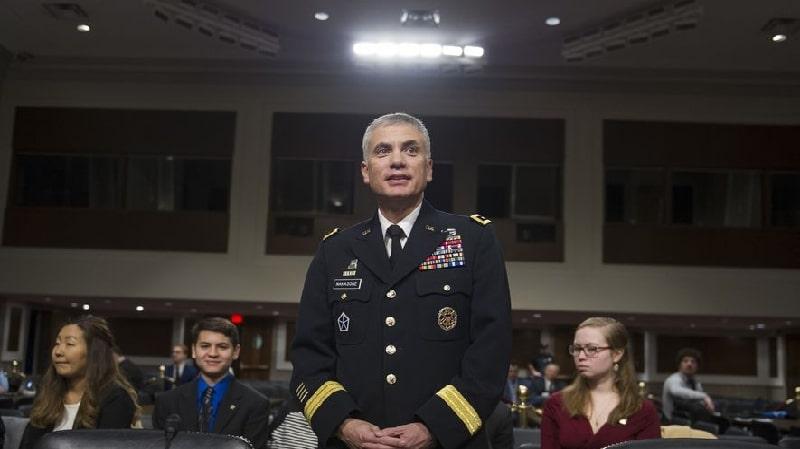 Nakasone US Cyber Command