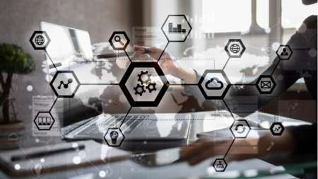 supply chain risk management process automation