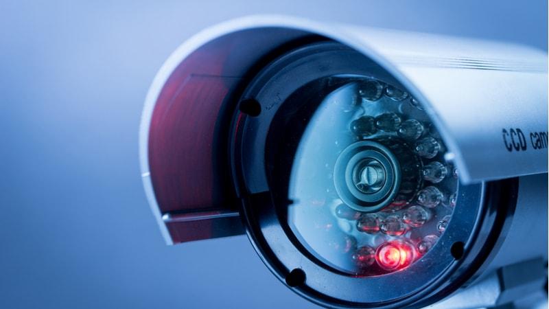 cctv closed circuit surveillance camera video monitoring footage