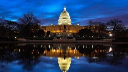 Capitol Washington DC Federal