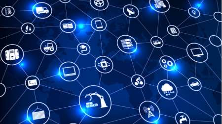 Internet of Things IoT sensors devices internet-connected smart city