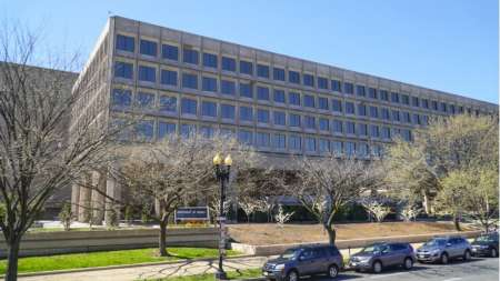 DOE Department of Energy Building