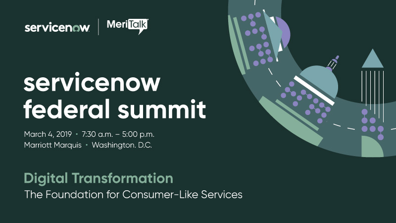 ServiceNow Fed Summit
