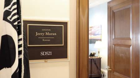 Jerry Moran Senator