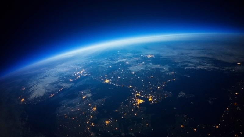 Space NASA Satellites