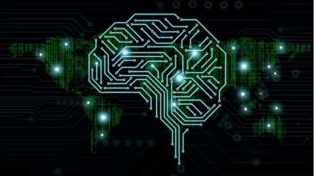AI Cyber World machine learning-min