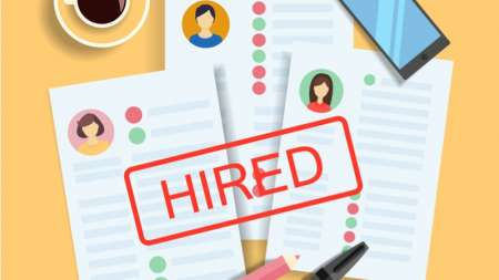 New job hired workforce employee-min
