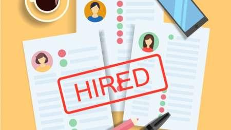 New job hired workforce employee-min
