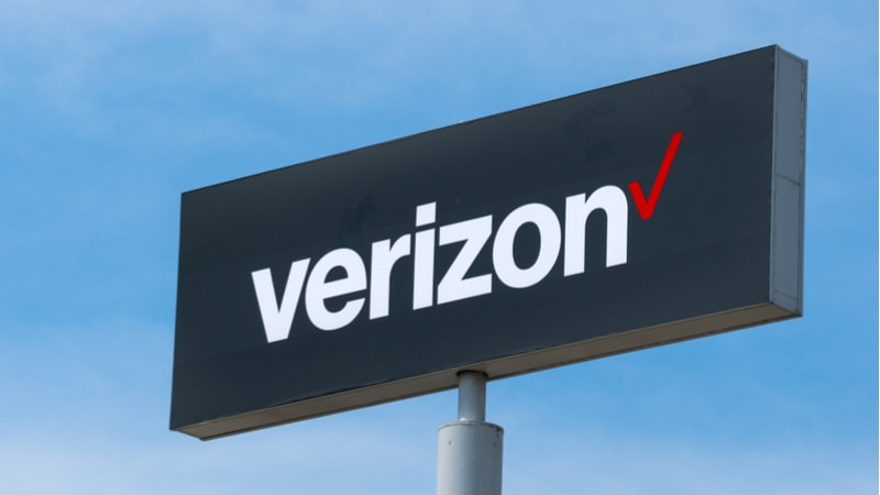 Verizon sign-min