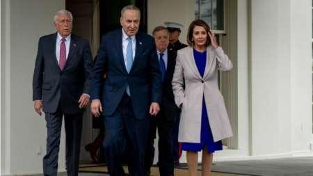 Nancy Pelosi Chuck Schumer -min