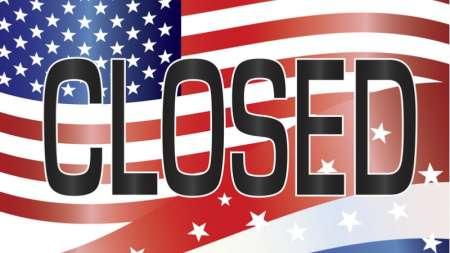 Government closed government shutdown image-min