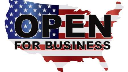 government reopened shutdown over government open min