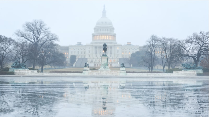 USA government shutdown ends for now