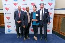 FITARA Awards 2019 - Congressman Gerald Connolly, Walter McDonald, Kaye Fanning, Steve O'Keeffe