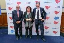 FITARA Awards 2019 - Congressman Gerald Connolly, Beth Killoran, Steve O'Keeffe