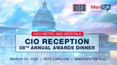 USO-Metro CIO Reception