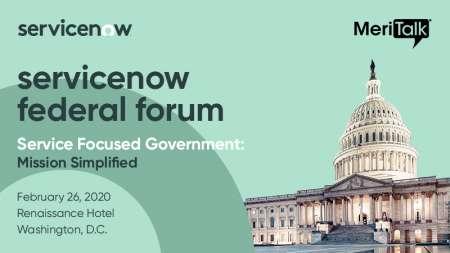 ServiceNow Federal Forum