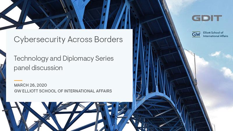 Cybersecurity Across Borders