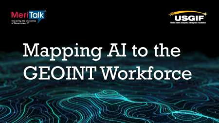 Mapping AI to GEOINT Workforce