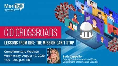 CIO Crossroads DHS