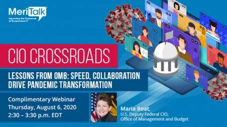 CIO Crossroads OMB