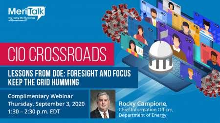 CIO Crossroads - Energy